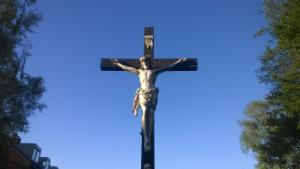 Kruis met Jezus