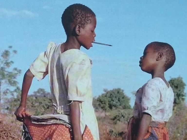 Kinderen in Malawi