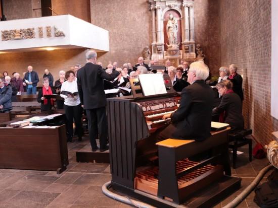Petrus en Paulus koor