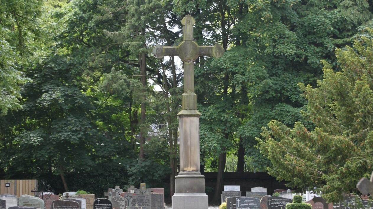 kruis Kerkhof Dalweg