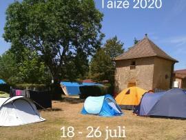 2020 Taizé jongerenreis website