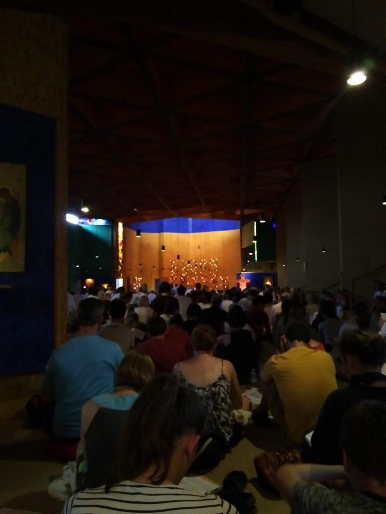 2019-07-24 Taizé gebedsviering