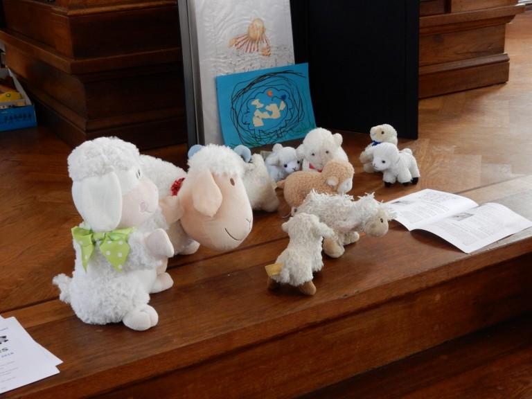 kidskerk het verloren schaap