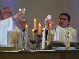 Zondag Beloken Pasen en Goddelijke Barmhartigheid