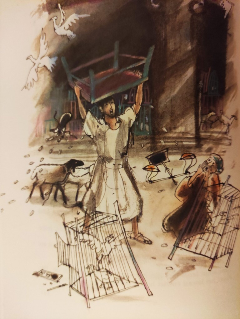 tempelreiniging Annemarie van Haeringen 1