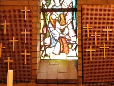Gedachteniskruisje H Familiekerk