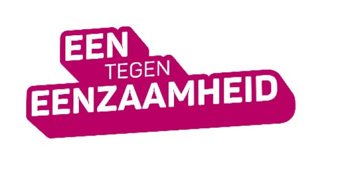 Logo Een tegen eenzaamheid