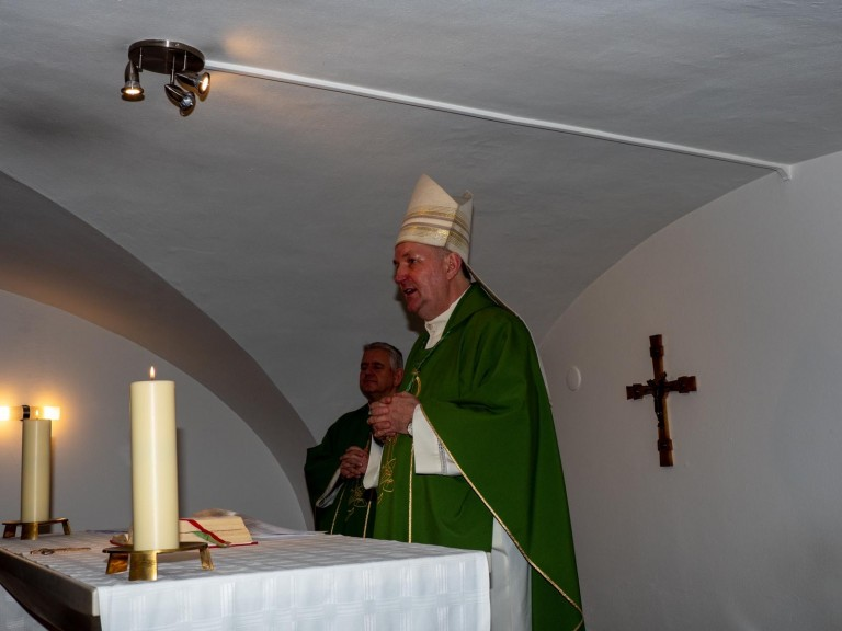 diakenwijding raymond antoon hulpbisschop