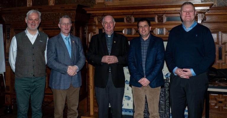 diakenwijding antoon en hulpbisschop